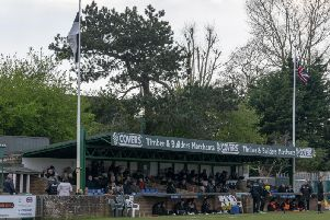 Nyewood Lane, home of the Rocks / Picture by Darren Crisp