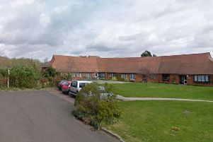 The residential care home in Walberton. Photo: Google Images