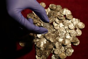 A number of objects are defined as treasure under the Treasure Act