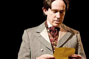 The Trials of Oscar Wilde, John Gorick, UK Tour (Courtesy of Emily Hyland)