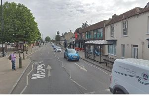 Market Road in Chichester. Picture via Google Streetview.