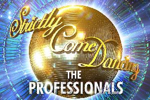 Strictly Come Dancing: The Professionals