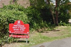 Rumboldswhyke school in Chichester. Photo: Google Image