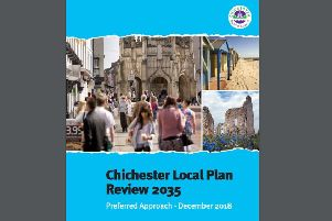 The Chichester local plan preferred approach was described as the 'worst consultation paper I have ever read' by one resident