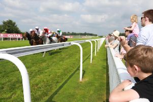 Enjoy a family day at Goodwood Racecourse