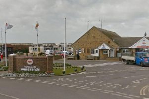 Bunn Leisure's West Sands site. Picture via Google Streetview
