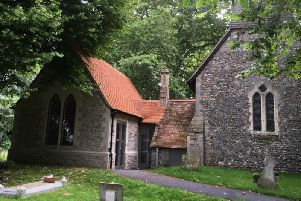 St Mary's Church annexe