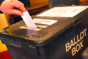 Two polling stations in Hastings have been moved