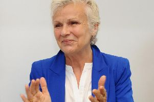 Dame Julie Walters. Photo: Sarah Standing