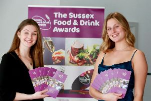 Voting Now Open for Sussex Food & Drink Awards 2020