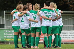 Chichester City Ladies have played their last home game at Oaklands Park / Picture by Sheena Booker