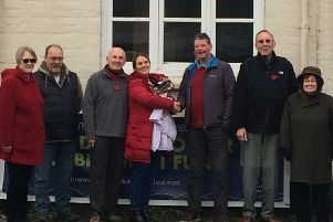 MADhurst recently made a donation to Blue Bell Community Hub