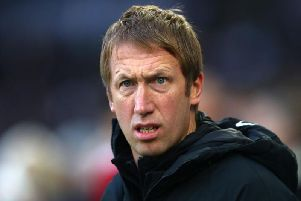 Graham Potter's team have just one win from their last eight matches