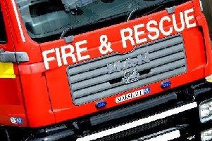 Casualties hospitalised after collision