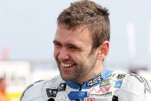 William Dunlop died on Saturday during practice for the Skerries 100