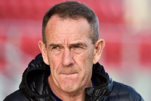 Kenny Shiels has thanked all those who have offered sympathy and support to him and his family following the death of his mother, Elizabeth.