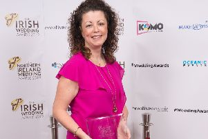 : Coleraine travel specialist Briege McAuley has been named Honeymoon Planner of the Year at the prestigious Northern Ireland Wedding Awards 2019.