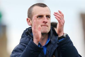 Oran Kearney's St Mirren side will play Coleraine a friendly at the end of June