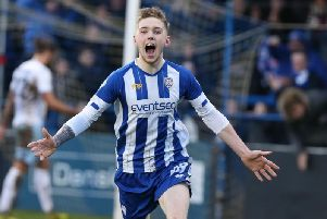 Jamie McGonigle left Coleraine to join Crusafers