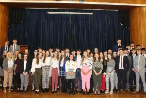Sixth formers put to test at Loreto trial interview evening