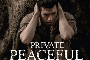 'Private Peaceful' comes to Coleraine's Riverside