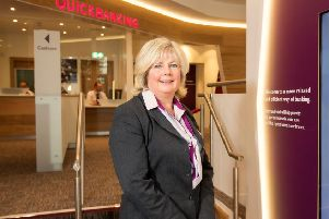 AIB Coleraine Branch Manager Cherie Nummy