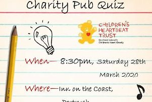 Children's Heartbeat Trust fundraising quiz
