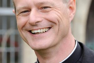 Rt Rev Mark Sowerby, Bishop of Horsham