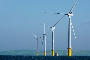 Rampion wind farm