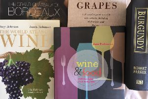 Some good wine books to dip into