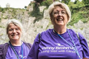 Fundraising for Penny Brohn