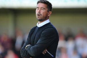 Harry Kewell has been sacked by Notts County. SR1717663