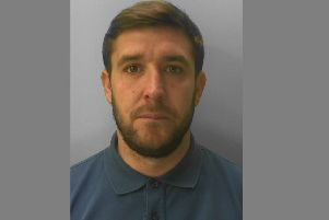 Timothy Malone. Photo courtesy of Sussex Police. SUS-181127-142526001