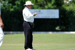 Do you have the skills to become a cricket umpire?
