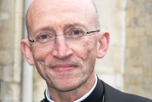 The Bishop of Chichester, Martin Warner