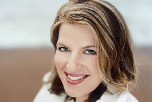 Clare Teal is at Chichester Festival Theatre on Wednesday
