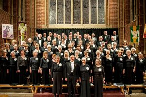 Ardingly Choral Society. Picture by Melvyn Walmsley