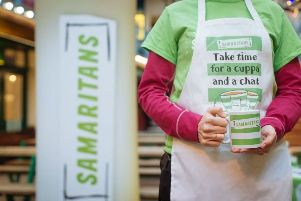 Time to register for Samaritans' Brew Monday