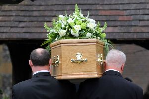 Royal London said the average cost of a basic funeral is �3,757