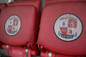 Crawley Town FC. Picture by Getty Images / Pete Norton
