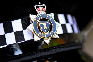 Sussex Police. Pic Steve Robards