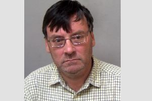 Wilson jailed today at Lewes Crown Court. Picture: Sussex Police