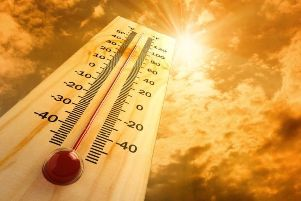 Temperatures set to rise