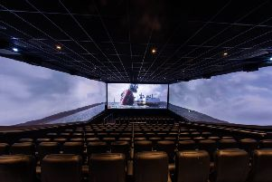 The ScreenX new generation screen is coming to Crawley