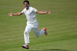 Mir Hamza (Photo by Gareth Copley/Getty Images)