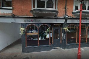 Mungo's Bar, by Google Street View
