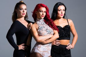 Dianne Buswell and Amy Dowden have established themselves on the hit BBC show Strictly Come Dancing and Chloe Hewitt also joins the cast of pro girls to make it the first Girls tour.