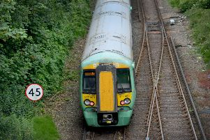 Serious delays on trains between Haywards Heath and Three Bridges