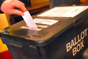 Crawley Borough Council elections are taking place on Thursday May 2