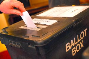 Crawley Borough Council election results are being announced today